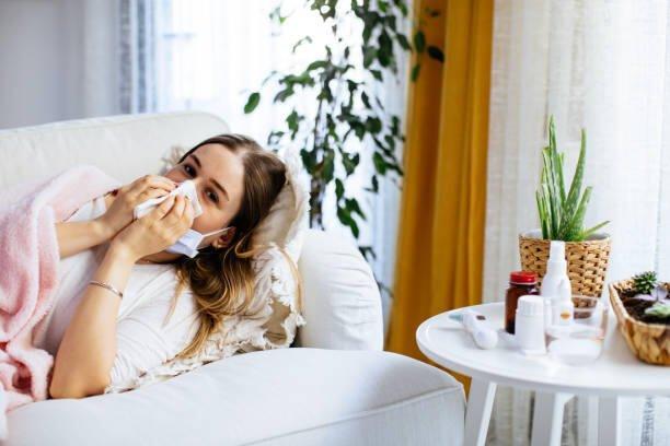 Migliori Oli Essenziali per Raffreddore Tosse Influenza e sollievo dal Freddo